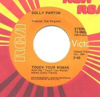 Cover Dolly Parton - Touch Your Woman