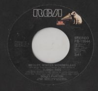 Cover Dolly Parton - Winter Wonderland / Sleigh Ride