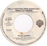 Cover Dolly Parton, Linda Ronstadt & Emmylou Harris - Wildflowers