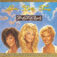 Cover Dolly Parton, Tammy Wynette & Loretta Lynn - Honky Tonk Angels