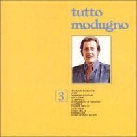 Cover Domenico Modugno - Tutto Modugno 3