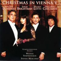 Cover Domingo / Brightman / Lotti / Cocciante - Christmas In Vienna V