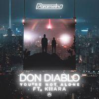 Cover Don Diablo feat. Kiiara - You're Not Alone
