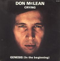 Cover Don McLean - Crying