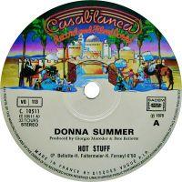 Cover Donna Summer - Hot Stuff