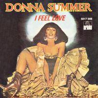 Cover Donna Summer - I Feel Love