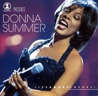 Cover Donna Summer - VH-1 Presents Donna Summer Live & More... Encore!
