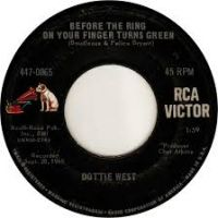 Cover Dottie West - Before The Ring On Your Finger Turns Green