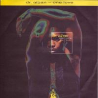 Cover Dr. Alban - One Love