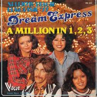 Cover Dream Express - A Million In 1, 2, 3
