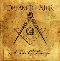 Cover Dream Theater - A Rite Of Passage