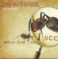 Cover Dream Theater - Forsaken