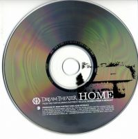 Cover Dream Theater - Home