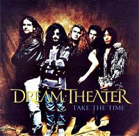 Cover Dream Theater - Take The Time
