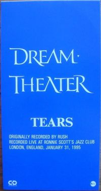 Cover Dream Theater - Tears