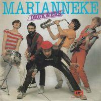 Cover Drukwerk - Marianneke