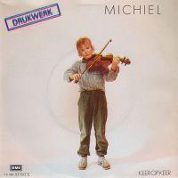 Cover Drukwerk - Michiel
