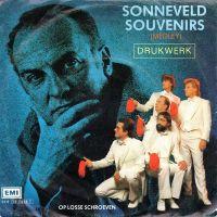 Cover Drukwerk - Sonneveld souvenirs