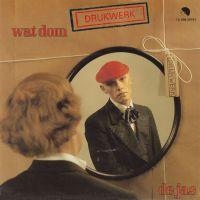 Cover Drukwerk - Wat dom