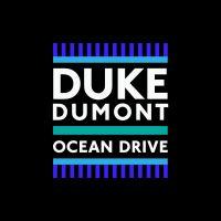 Cover Duke Dumont - Ocean Drive