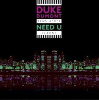 Cover Duke Dumont feat. A*M*E - Need U (100%)