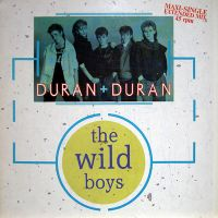 Cover Duran Duran - The Wild Boys