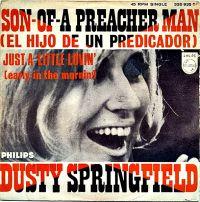 Cover Dusty Springfield - Son-Of-A Preacher Man