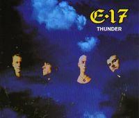 Cover E-17 - Thunder