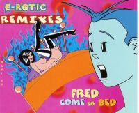 Cover E-Rotic - Fred Come To Bed