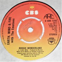 Cover Earth, Wind & Fire with The Emotions - Boogie Wonderland
