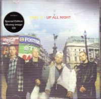 Cover East 17 - Up All Night