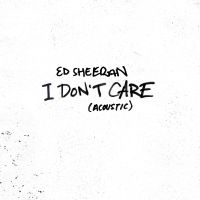 Cover Ed Sheeran & Justin Bieber - I Don't Care