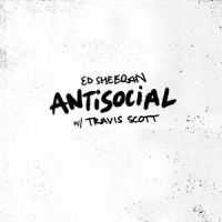 Cover Ed Sheeran & Travis Scott - Antisocial