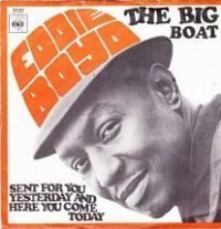 Cover Eddie Boyd with Peter Green's Fleetwood Mac - The Big Boat