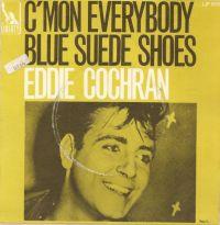 Cover Eddie Cochran - C'mon Everybody