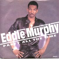 Cover Eddie Murphy - Party All The Time