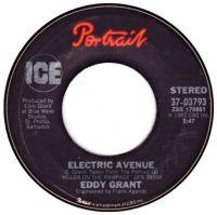 Cover Eddy Grant - Electric Avenue