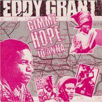 Cover Eddy Grant - Gimme Hope Jo'anna