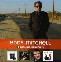 Cover Eddy Mitchell - 4 albums originaux