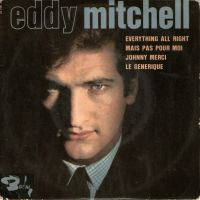 Cover Eddy Mitchell - Everything All Right