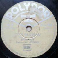 Cover Edith Piaf - Coup de grisou