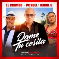 Cover El Chombo / Pitbull / Karol G feat. Cutty Ranks - Dame tu cosita