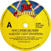 Cover Electric Light Orchestra - Don't Bring Me Down