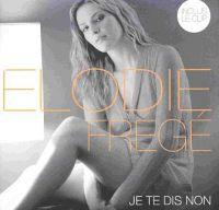 Cover Élodie Frégé - Je te dis non