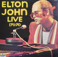 Cover Elton John - 17-11-70
