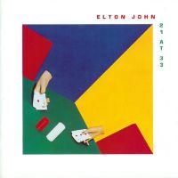Cover Elton John - 21 At 33