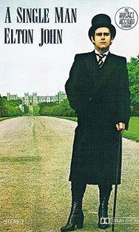 Cover Elton John - A Single Man