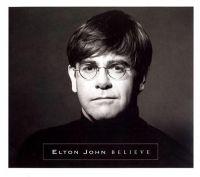 Cover Elton John - Believe