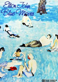 Cover Elton John - Blue Moves