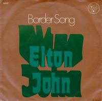 Cover Elton John - Border Song
